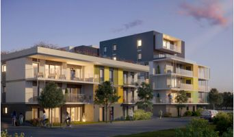 Saint-Jean-de-Gonville programme immobilier neuve « New Park Jura » en Loi Pinel  (2)