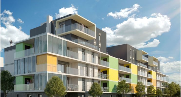 Saint-Jean-de-Gonville : programme immobilier neuf « New Park Jura » en Loi Pinel