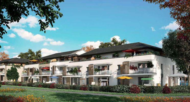 Photo du Résidence « Helvetio » programme immobilier neuf en Loi Pinel à Ségny