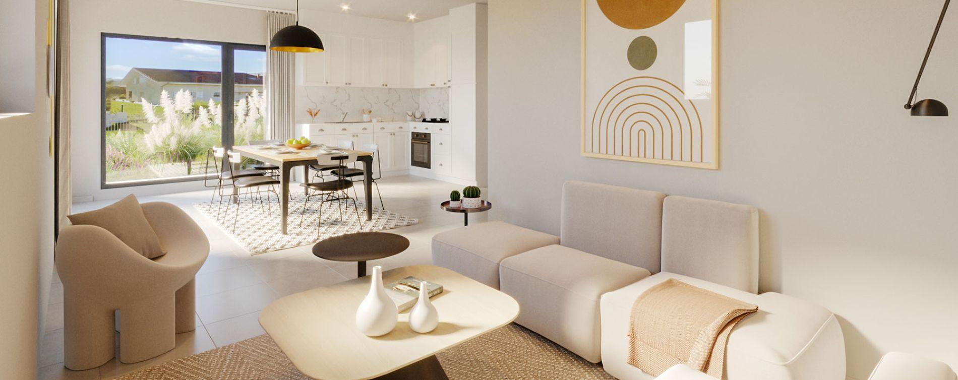 Ségny : programme immobilier neuve « Le Clos Journans » (3)