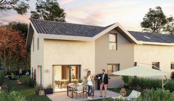 Ségny : programme immobilier neuf « Le Clos Journans »