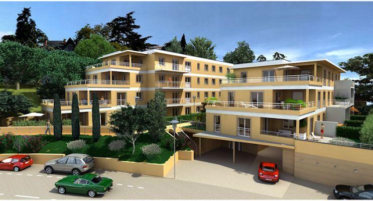 Résidence « Résidence Lérins » programme immobilier neuf à Romans-sur-Isère n°2