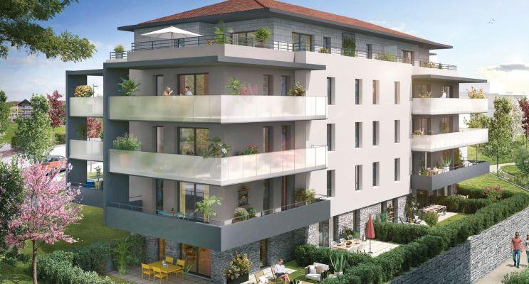 Photo du Résidence «  n°216335 » programme immobilier neuf en Loi Pinel à Allonzier-la-Caille