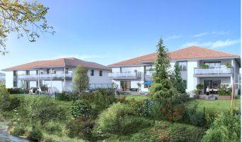 Photo du Résidence « Résidence Rivage » programme immobilier neuf en Loi Pinel à Amancy