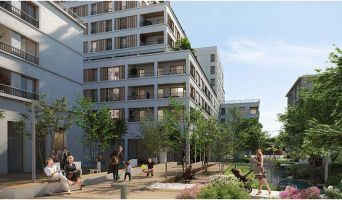 Ambilly : programme immobilier neuf « Archipel » en Loi Pinel