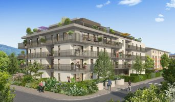 Ambilly : programme immobilier neuf « Dolce » en Loi Pinel