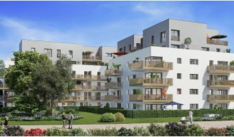 Ambilly : programme immobilier neuf « Vita » en Loi Pinel