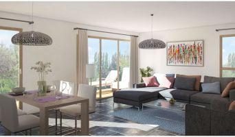 Résidence « Id Nature » programme immobilier neuf en Loi Pinel à Annecy-le-Vieux n°3