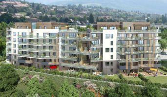 Photo du Résidence « Les Aquarelles » programme immobilier neuf en Nue Propriété à Annecy-le-Vieux
