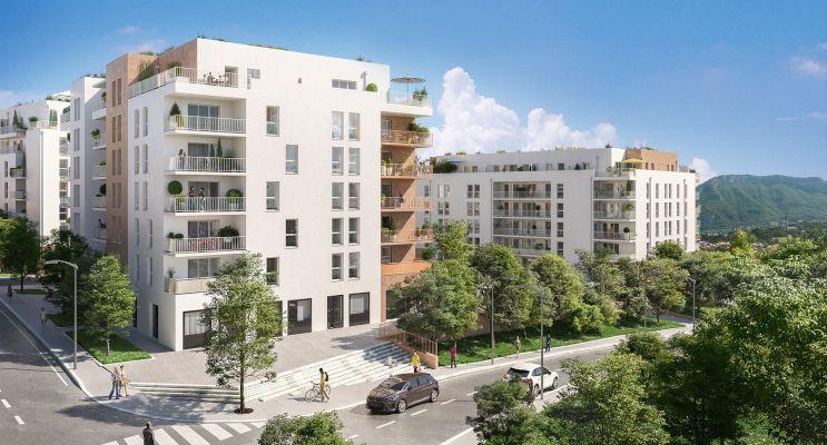 Photo du Résidence « Grand Angle » programme immobilier neuf en Loi Pinel à Annecy