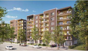 Annecy : programme immobilier neuf « In Folio » en Loi Pinel