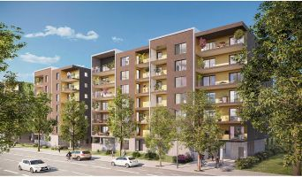 Photo du Résidence « In Folio » programme immobilier neuf en Loi Pinel à Annecy