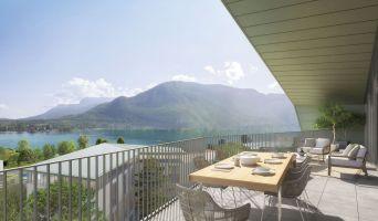 Photo du Résidence «  n°215301 » programme immobilier neuf en Loi Pinel à Annecy