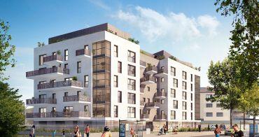 Annecy programme immobilier neuf « L'Enecy » en Loi Pinel