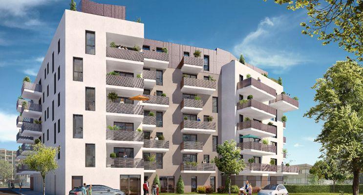 Résidence « L'Enecy » programme immobilier neuf en Loi Pinel à Annecy n°2