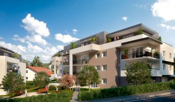 Résidence « Scenography » programme immobilier neuf en Loi Pinel à Annecy n°2