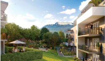 Résidence « Scenography » programme immobilier neuf en Loi Pinel à Annecy n°3