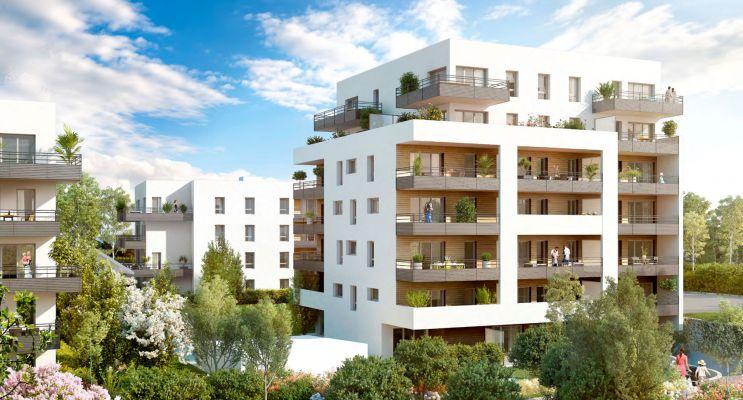 Résidence « Anéo » programme immobilier neuf en Loi Pinel à Annemasse n°1