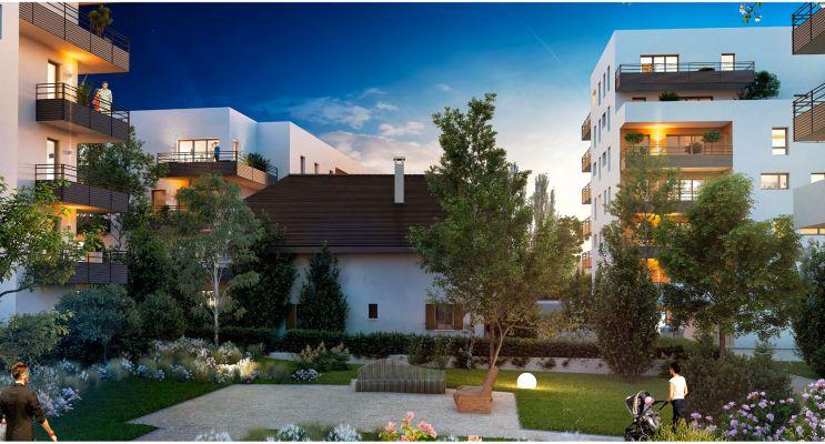 Résidence « Anéo » programme immobilier neuf en Loi Pinel à Annemasse n°2
