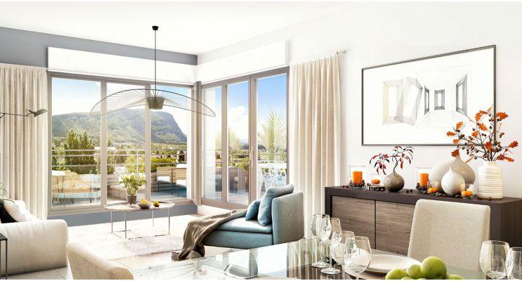 Résidence « Anéo » programme immobilier neuf en Loi Pinel à Annemasse n°4