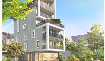 Photo n°3 du Résidence « D'Clic » programme immobilier neuf en Loi Pinel à Annemasse