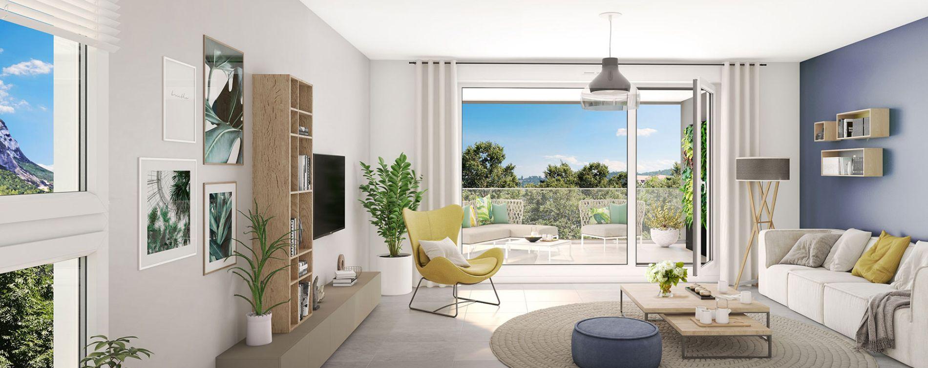 Annemasse : programme immobilier neuve « Duomo » (2)