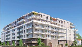 Photo du Résidence « Le Clos de l'Arche » programme immobilier neuf en Loi Pinel à Annemasse