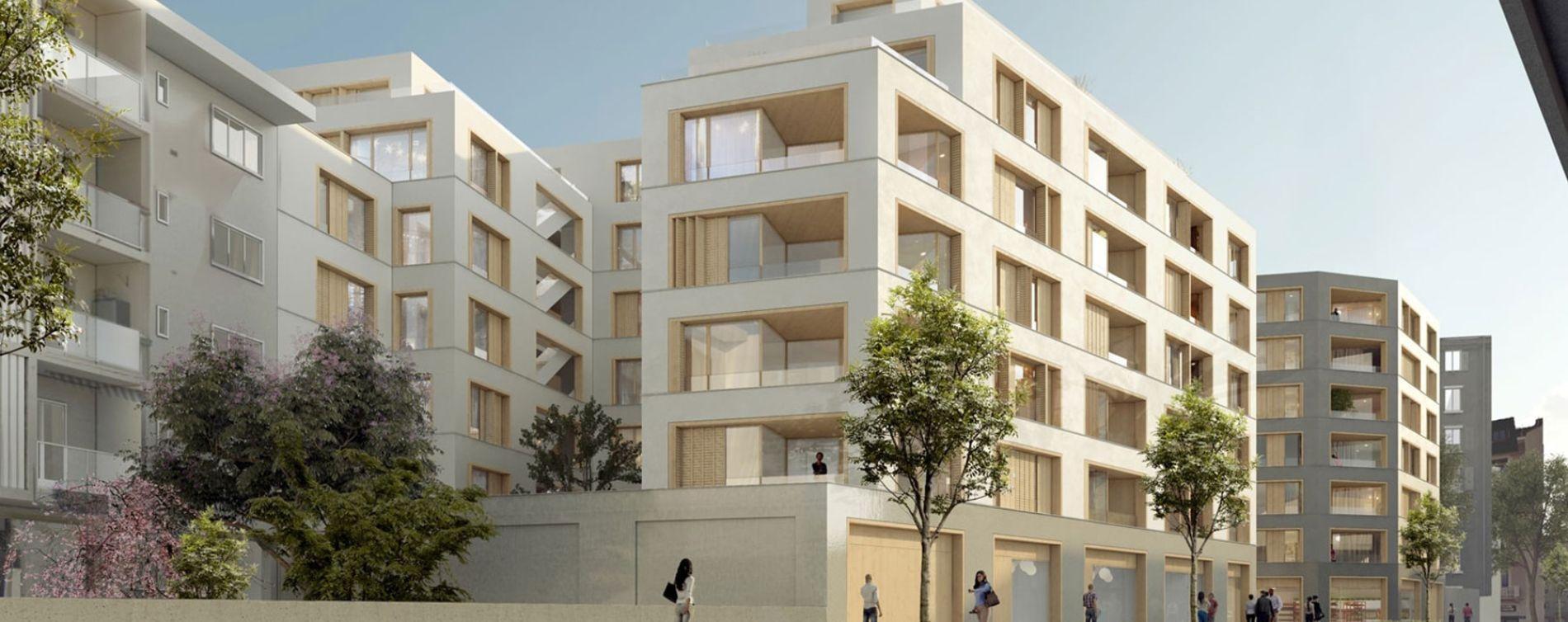 Annemasse : programme immobilier neuve « Programme immobilier n°218811 » en Loi Pinel