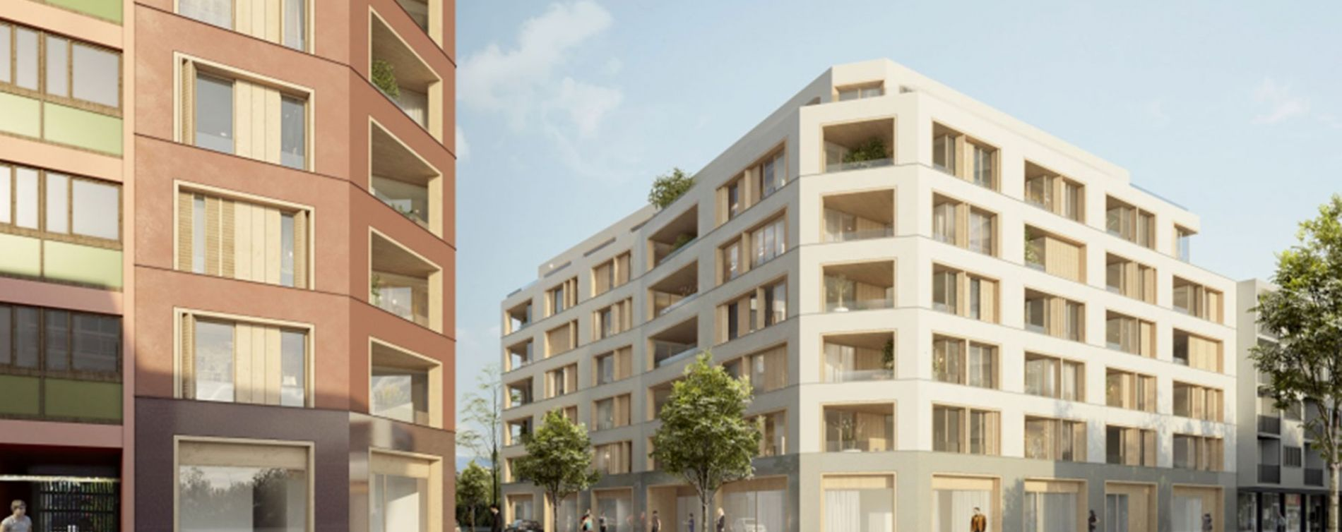 Annemasse : programme immobilier neuve « Programme immobilier n°218811 » en Loi Pinel (2)