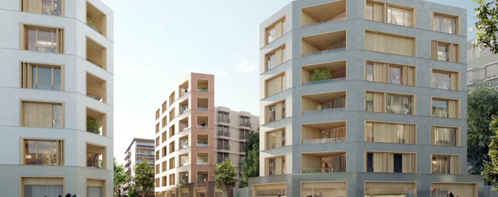 Annemasse : programme immobilier neuve « Programme immobilier n°218811 » en Loi Pinel (3)