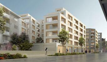 Annemasse : programme immobilier neuf «  n°218811 » en Loi Pinel