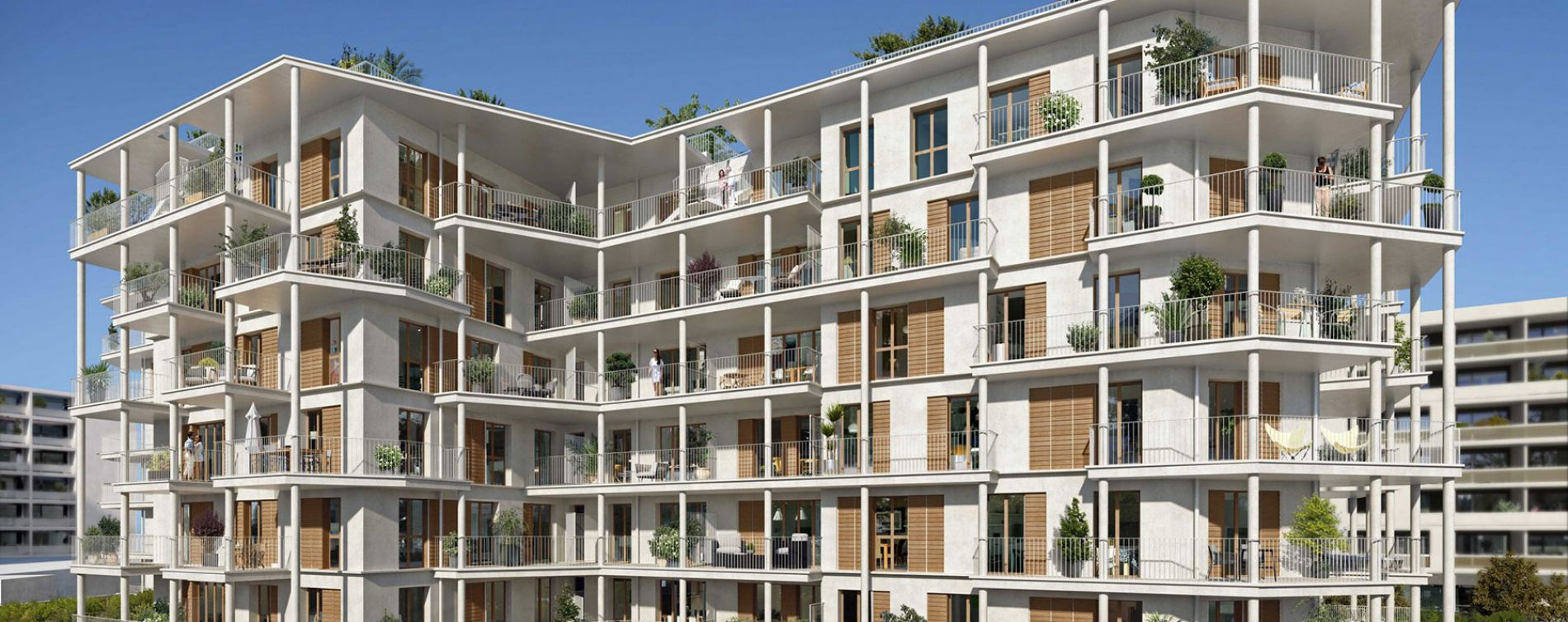 Annemasse : programme immobilier neuve « Onirik » en Loi Pinel