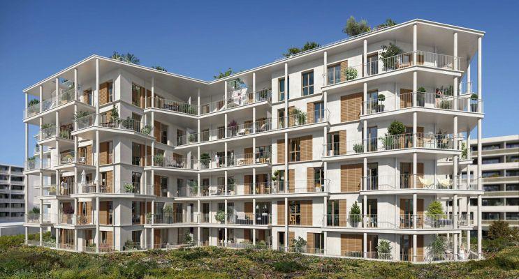 Annemasse : programme immobilier neuf « Onirik » en Loi Pinel