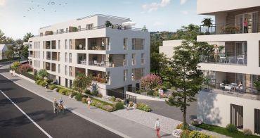 Annemasse programme immobilier neuf « Opaline » en Loi Pinel