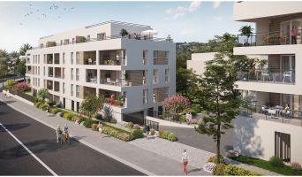 Photo du Résidence « Opaline » programme immobilier neuf en Loi Pinel à Annemasse