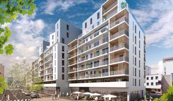 Photo du Résidence « Quiétude » programme immobilier neuf à Annemasse