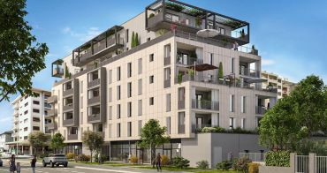 Annemasse programme immobilier neuf « Résidence Nova » en Loi Pinel