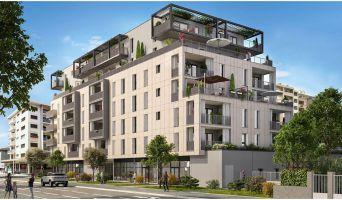 Annemasse : programme immobilier neuf « Résidence Nova » en Loi Pinel