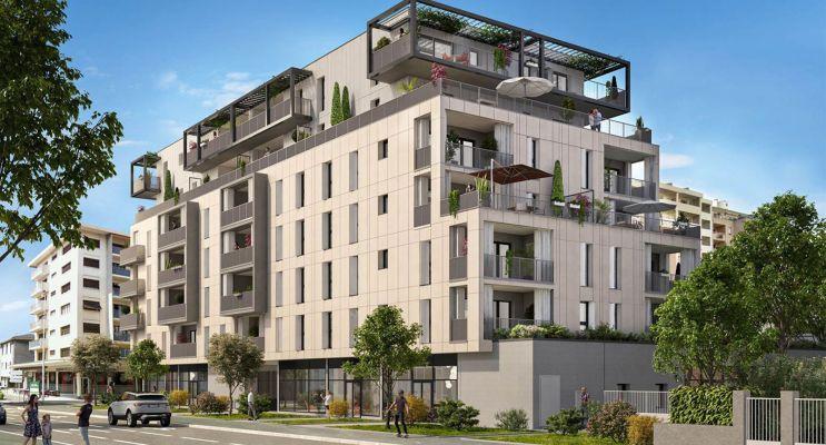 Annemasse programme immobilier neuf « Résidence Nova