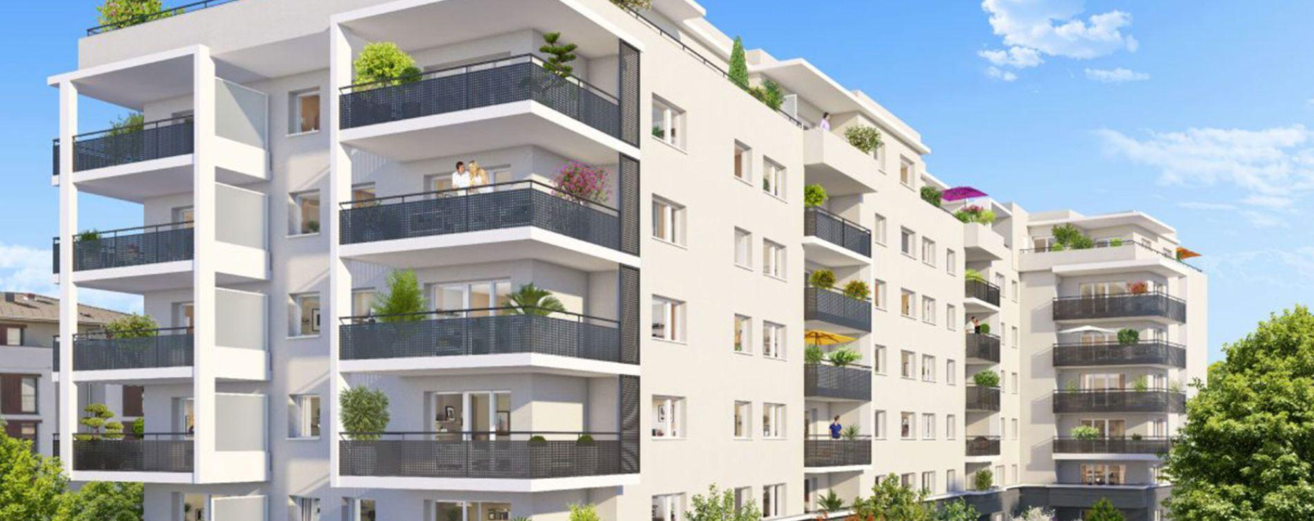 Annemasse : programme immobilier neuve « Shiro »