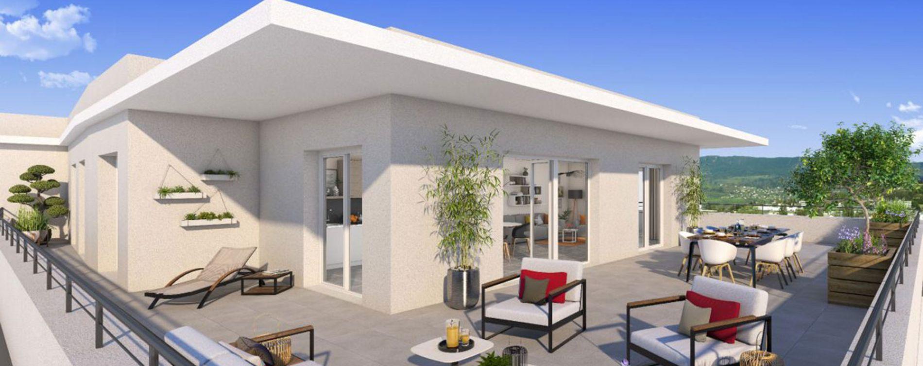 Annemasse : programme immobilier neuve « Shiro » (3)