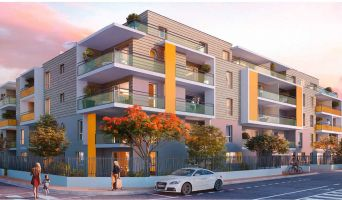 Résidence « Villa Riva » programme immobilier neuf en Loi Pinel à Annemasse n°1