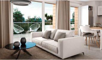 Photo n°2 du Résidence « Villa Riva » programme immobilier neuf en Loi Pinel à Annemasse