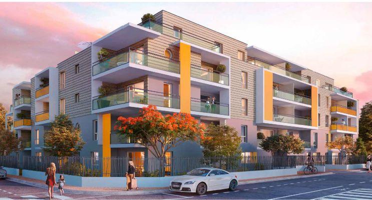 Photo du Résidence « Villa Riva » programme immobilier neuf à Annemasse