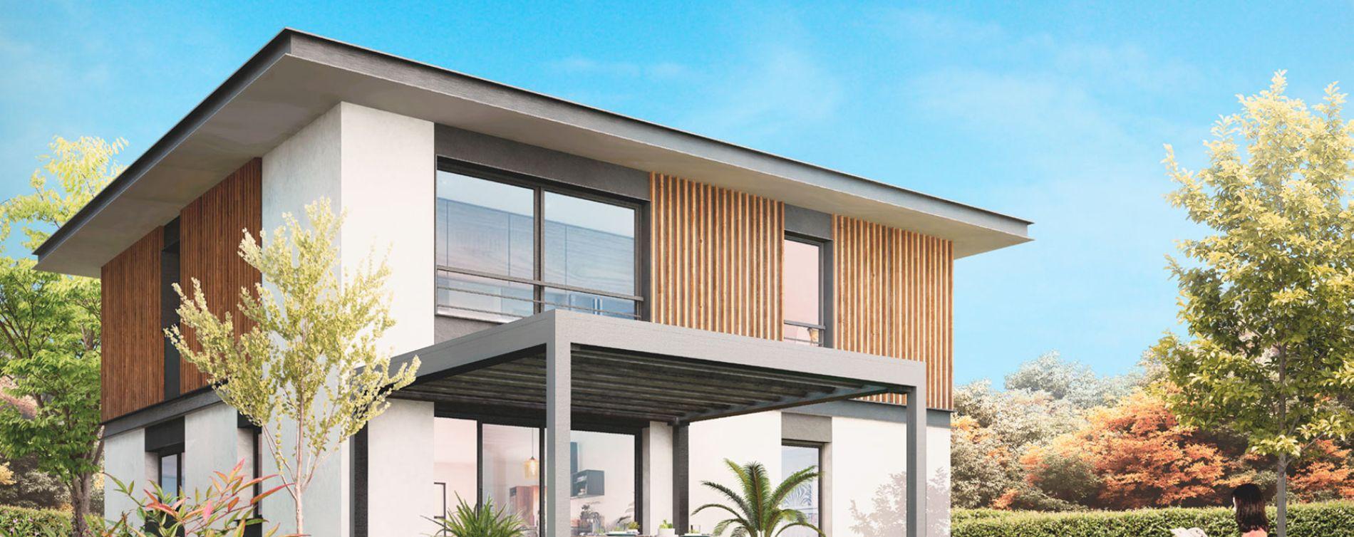 Anthy-sur-Léman : programme immobilier neuve « Ecrin Léman » en Loi Pinel (3)