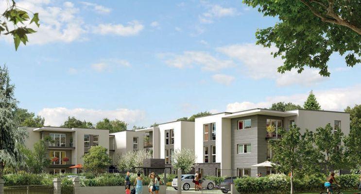 Photo du Résidence «  n°214050 » programme immobilier neuf en Loi Pinel à Anthy-sur-Léman