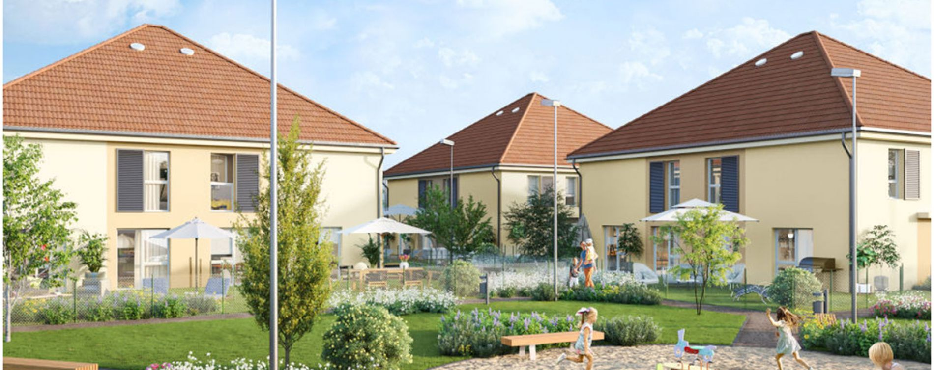 Arenthon : programme immobilier neuve « Corti » en Loi Pinel