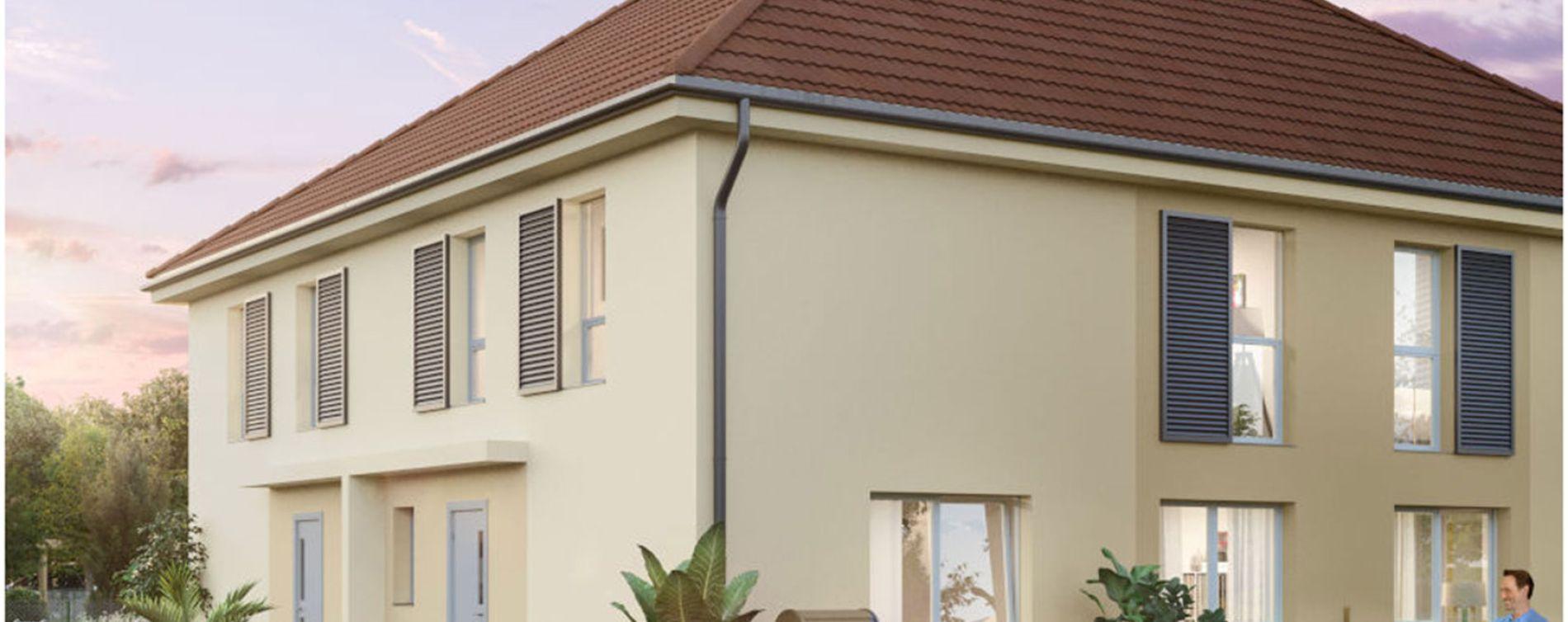 Arenthon : programme immobilier neuve « Corti » en Loi Pinel (3)