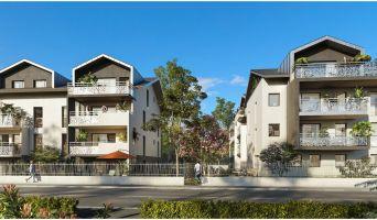 Beaumont programme immobilier neuve « Alpha »  (2)