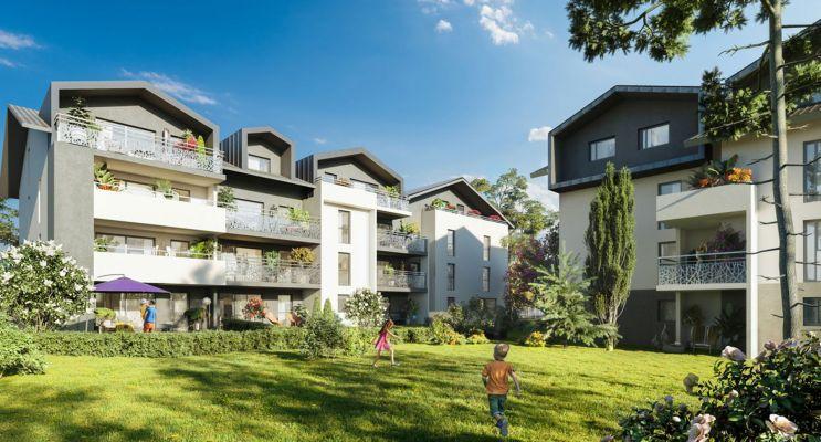 Photo du Résidence « Alpha » programme immobilier neuf en Loi Pinel à Beaumont